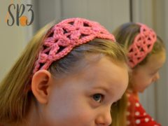 Simple Flower Headband