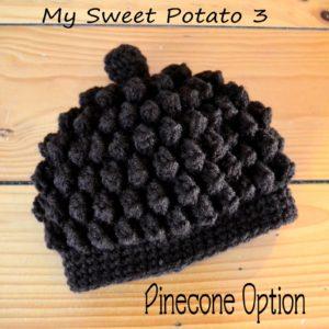Acorn Pinecone Hat