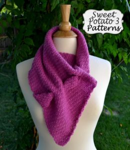 Interlace Scarf & Wrap