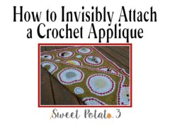 Sew on Applique