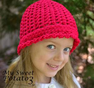 Sweet Braids Hat