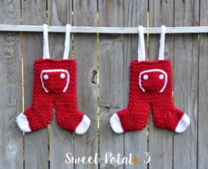 Long John Christmas Stockings