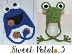 Frog Hat Pattern
