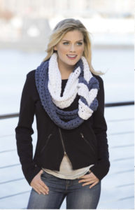 Twin Lakes Infinity Scarf