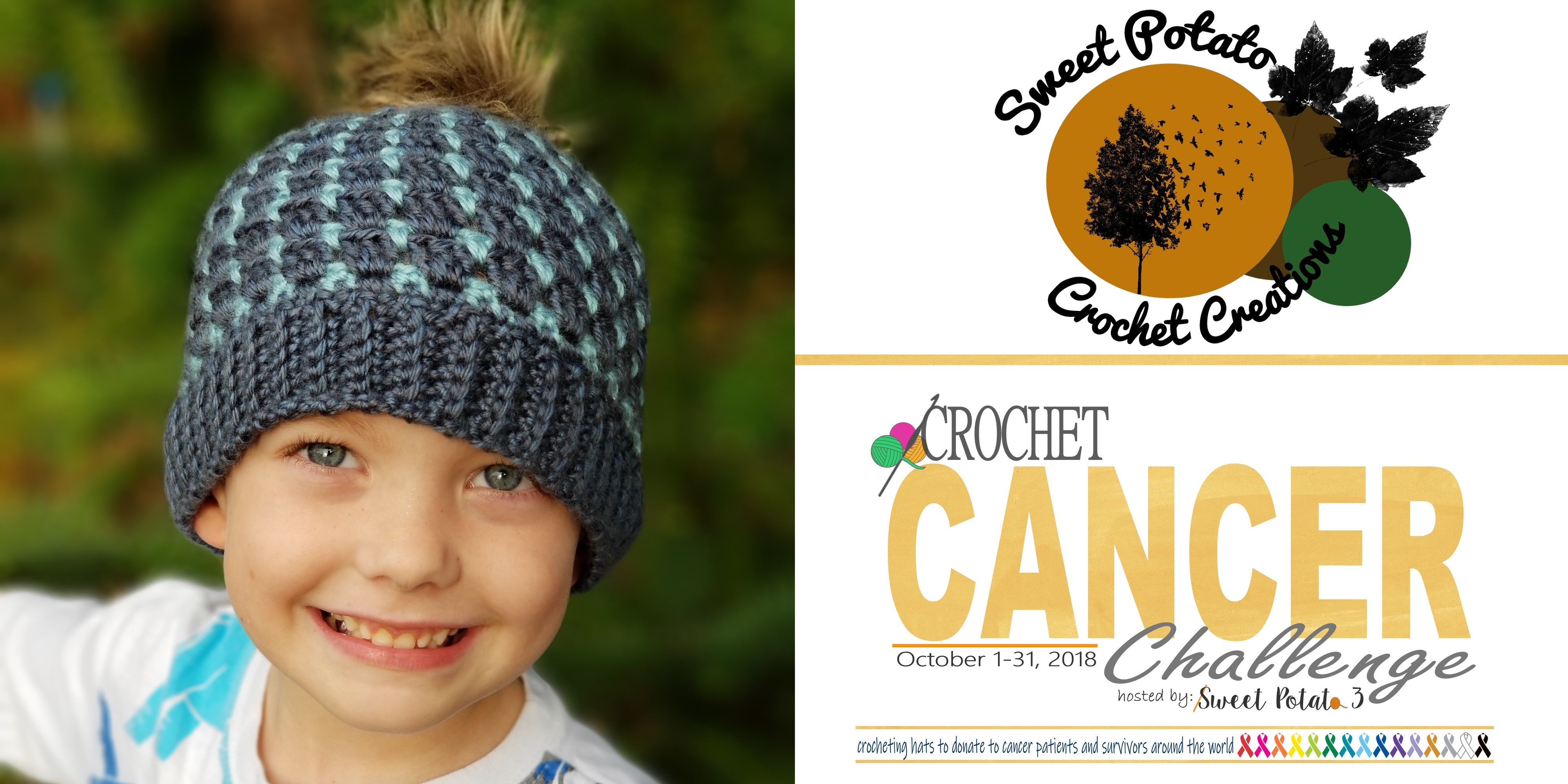 Day 25 Cancer Challenge Sweet Potato Crochet Creations Sweet