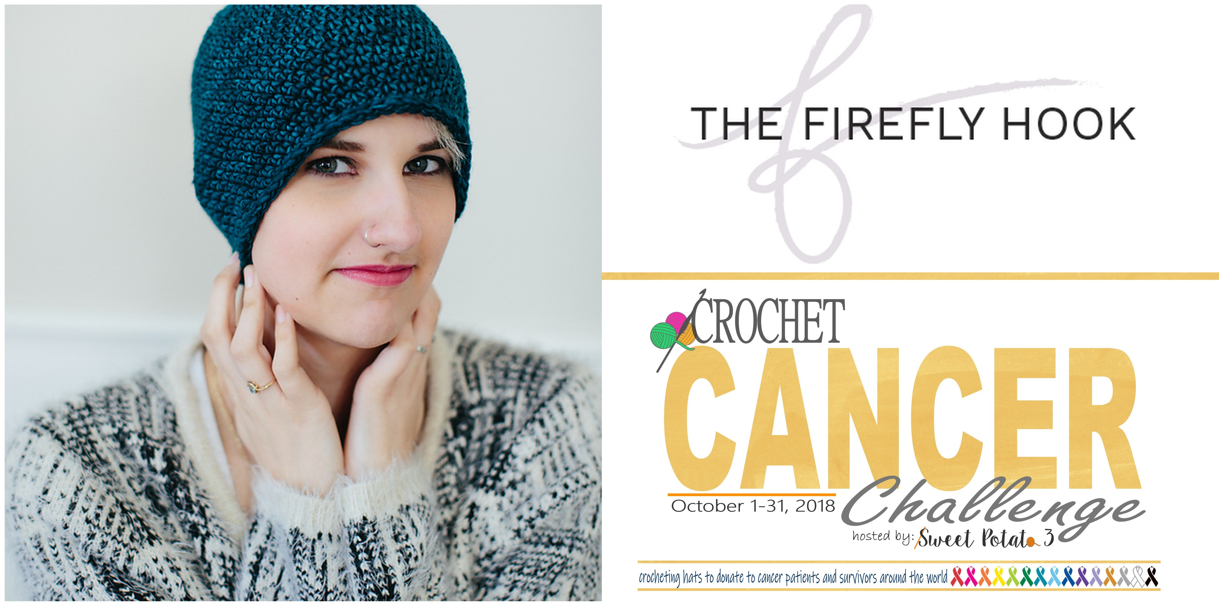 47948186cd4 Day 2  Cancer Challenge - The Firefly Hook ~ Sweet Potato 3