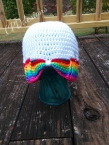 Over The Rainbow Turban