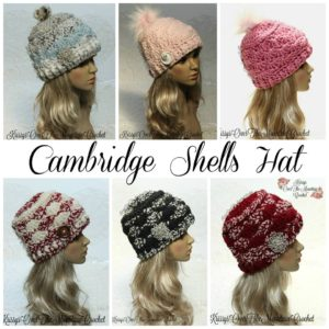 Cambridge Shells Hat