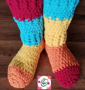 Snowman Boots